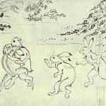 鳥獣人物戯画 ~高山寺の至宝に隠された謎