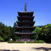 醍醐寺 ~山上に湧き出る名水