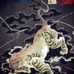 京都怪異譚 その9『鵺(ぬえ)~四獣が合体した怪物』