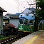 嵐電に乗って、嵐山・嵯峨野へ行こう!