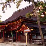 京の七不思議 その5『八坂神社の七不思議』