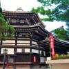京都怪異譚 その27『六角堂の観音様に助けられた男』