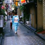 先斗町 〜情緒溢れる町