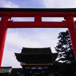 伏見稲荷大社 ~外国人に人気No.1の観光スポット