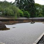 龍安寺 石庭 ~15個の石の謎