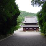 泉涌寺 ~アルカイックスマイルの美女に会える静寂のお寺