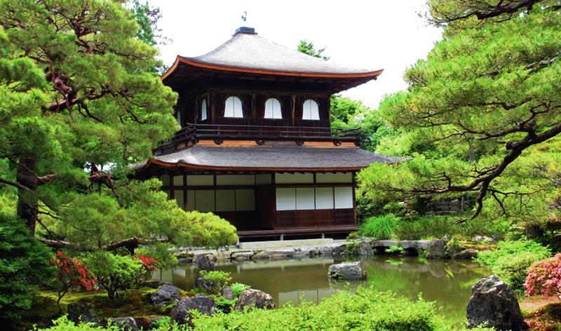 「銀閣寺」の画像検索結果