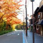 木屋町通 〜テロリストが暗躍した幕末の京都